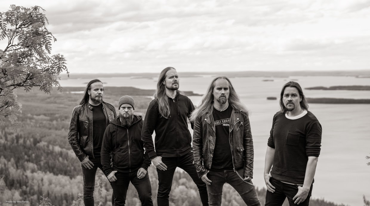 INSOMNIUM perform special 'HEART LIKE A GRAVE' live stream show